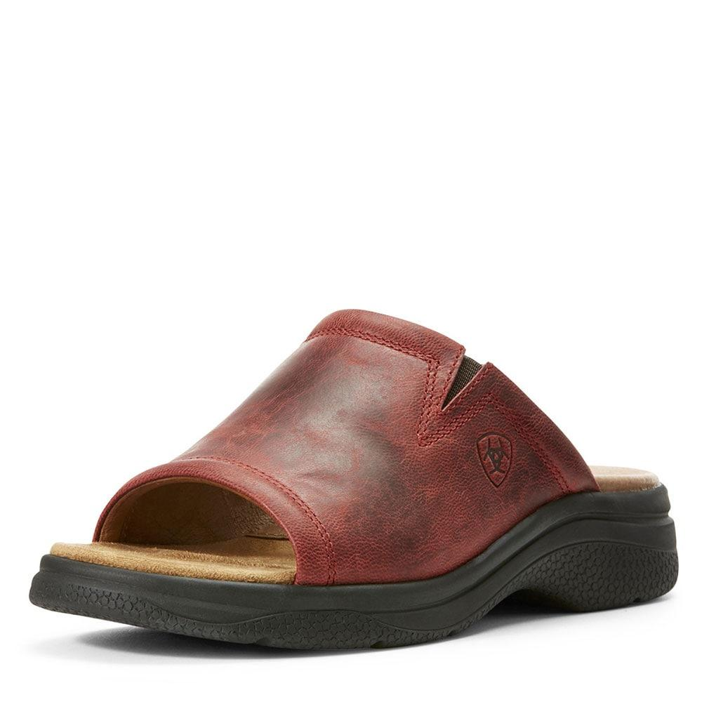 2298461ab544 Ariat Women s Red Bridgeport Sandals