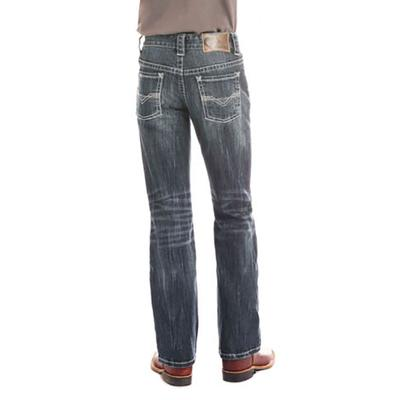 Rock & Roll Denim Boy's Reflex BB Gun Jean