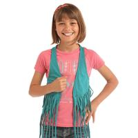 Panhandle Slim Girl's Fringe Vest