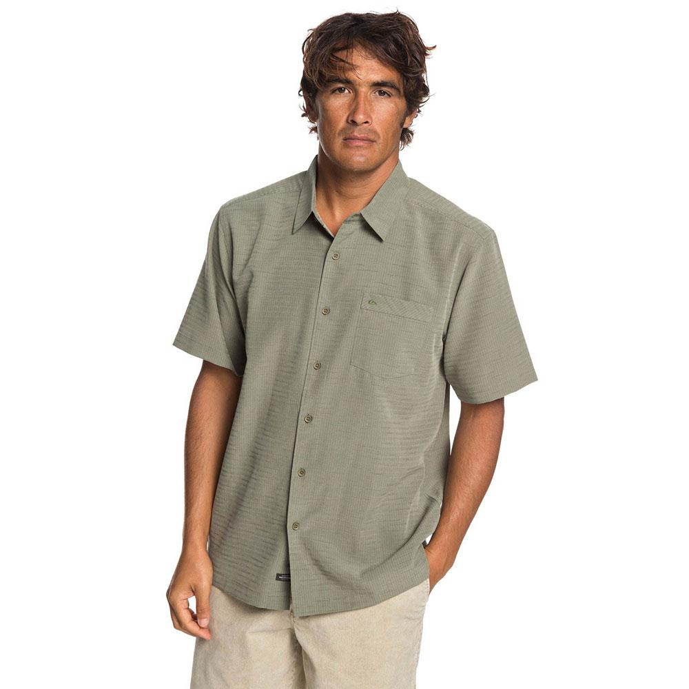 a3cb0fce Quiksilver Men's Waterman Centinela Shirt