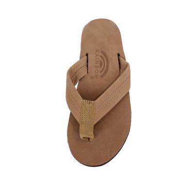 Rainbow Sandal Women's Single Layer Leather Sandal