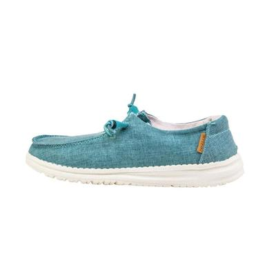 Hey Dude Women's Wendy Linen Shoe