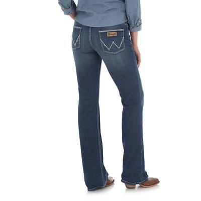 Wrangler Women's Mid-Rise Retro Mae Jean