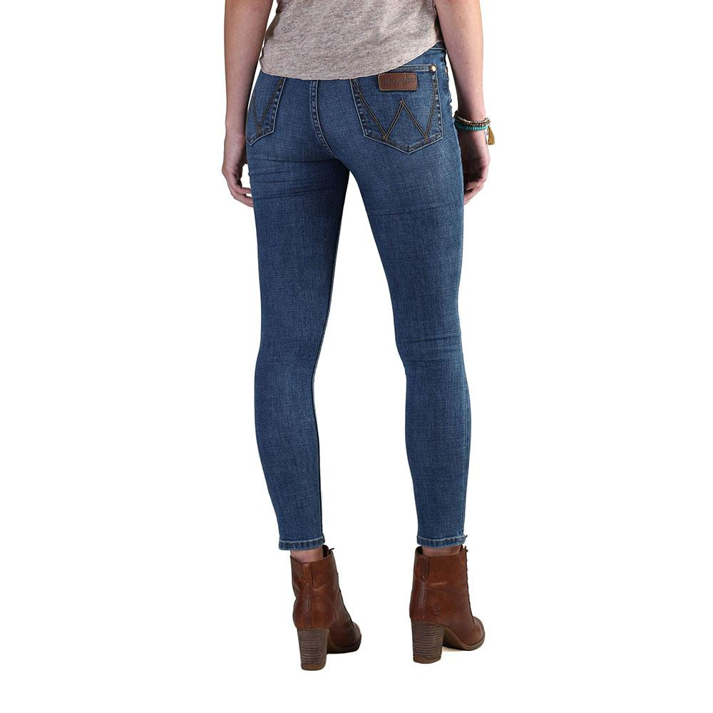 choose newest special for shoe discount sale Wrangler Womens Retro High Rise Skinny Jean