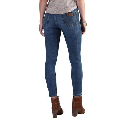 Wrangler Women's Retro High Rise Skinny Jean