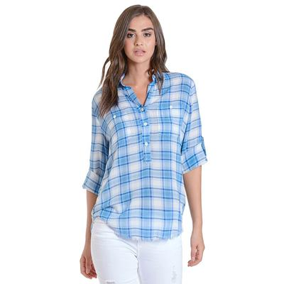 Dear John Women's Emily Plaid Shirt