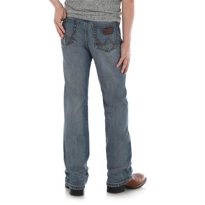 Wrangler Boy's Retro Slim Straight Leg Jean