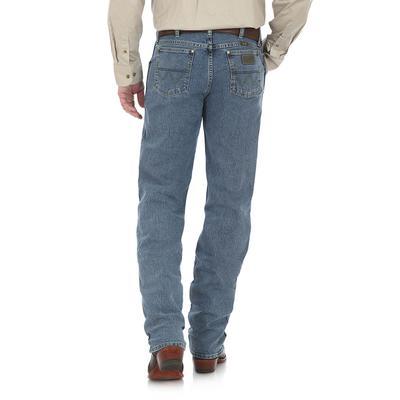 Wrangler Men's George Strait Cowboy Cut Regular Fit Jean