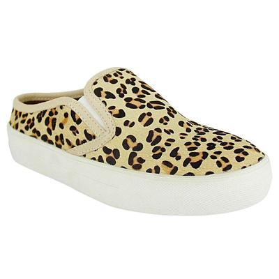 Naughty Monkey Women's Leopard Venice Shoe