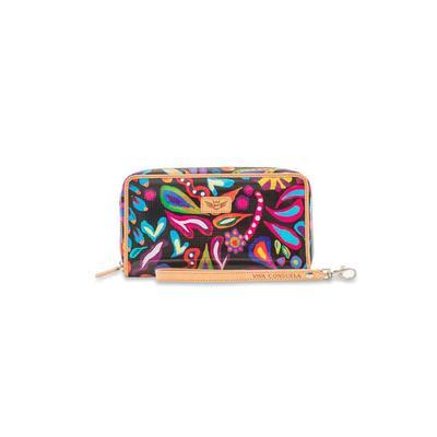 Consuela's Sophie Wristlet Wallet