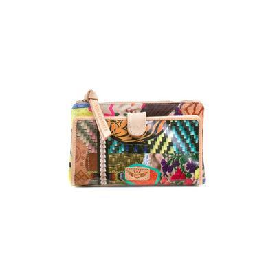 Consuela's Patches Slim Wallet