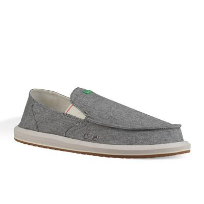 Sanuk Men's Pick Pocket Chambray Shoes