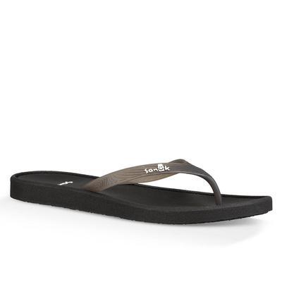 Sanuk Women's Sidewalker Flip Flops