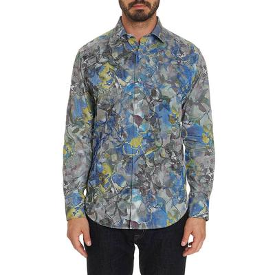 Robert Graham Men's Oasis Embroidered Sport Shirt
