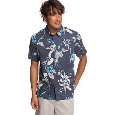 Quiksilver Men's Waterman Same Road Shirt