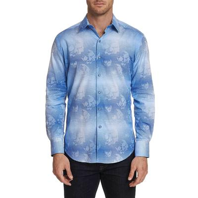 Robert Graham Men's Kings Valley Sport Shirt