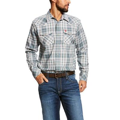 Ariat Men's FR Noble Retro Fit Work Shirt
