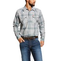 Ariat Men's FR Noble Retro Fit Work Shirt