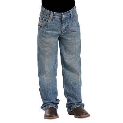 Cinch Boy's Medium Stone Wash Slim Fit Jeans