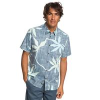 Quiksilver Men's Watermans Gully Floral Shirt