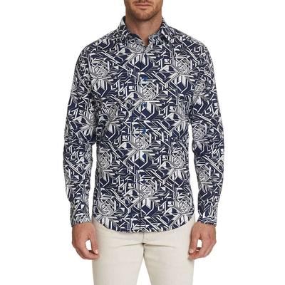 Robert Graham Men's Wyland Sport Shirt