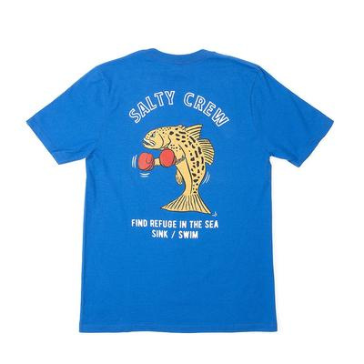 Salty Crew Boy's Knockout T-Shirt