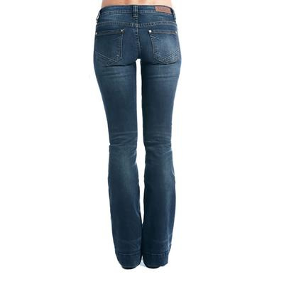 Rock & Roll Denim Women's Extra Stretch Trouser Jean