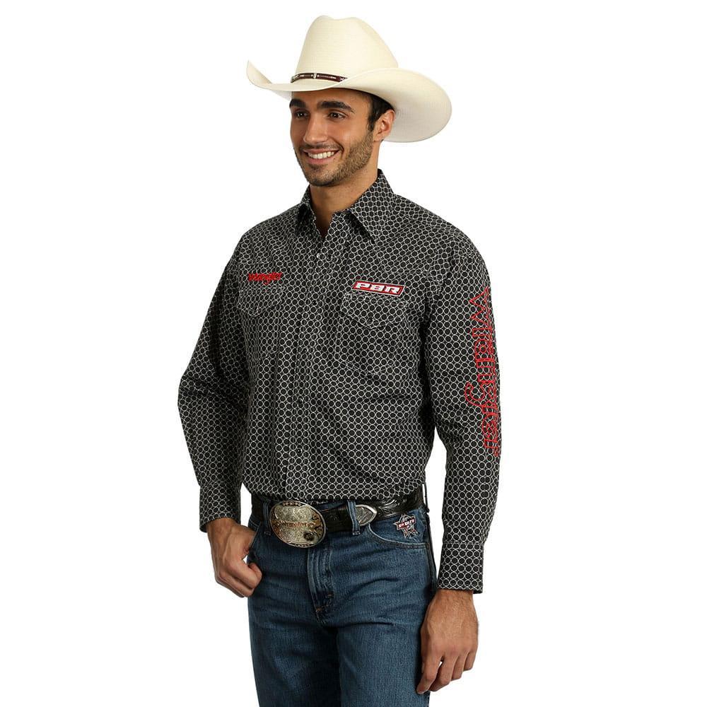 e3cace2b8e6 Mens Long Sleeve Snap Shirts