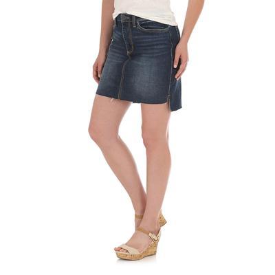 Wrangler Women's Retro Mae Cowtown Skirt