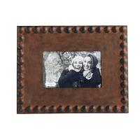 Mud Pie's Small Nailhead Tin Picture Frame