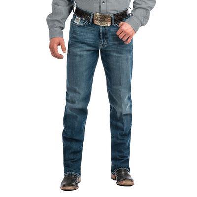 Cinch Men's Medium Wash White Label Jeans