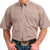 Cinch Men's Stone Printed Button Shirt