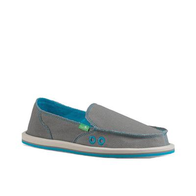 Sanuk Women's Neon Donna Hemp Shoe