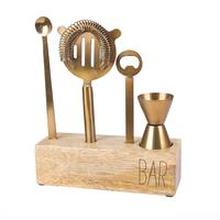 Mud Pie's Bistro Bar Utensil Set