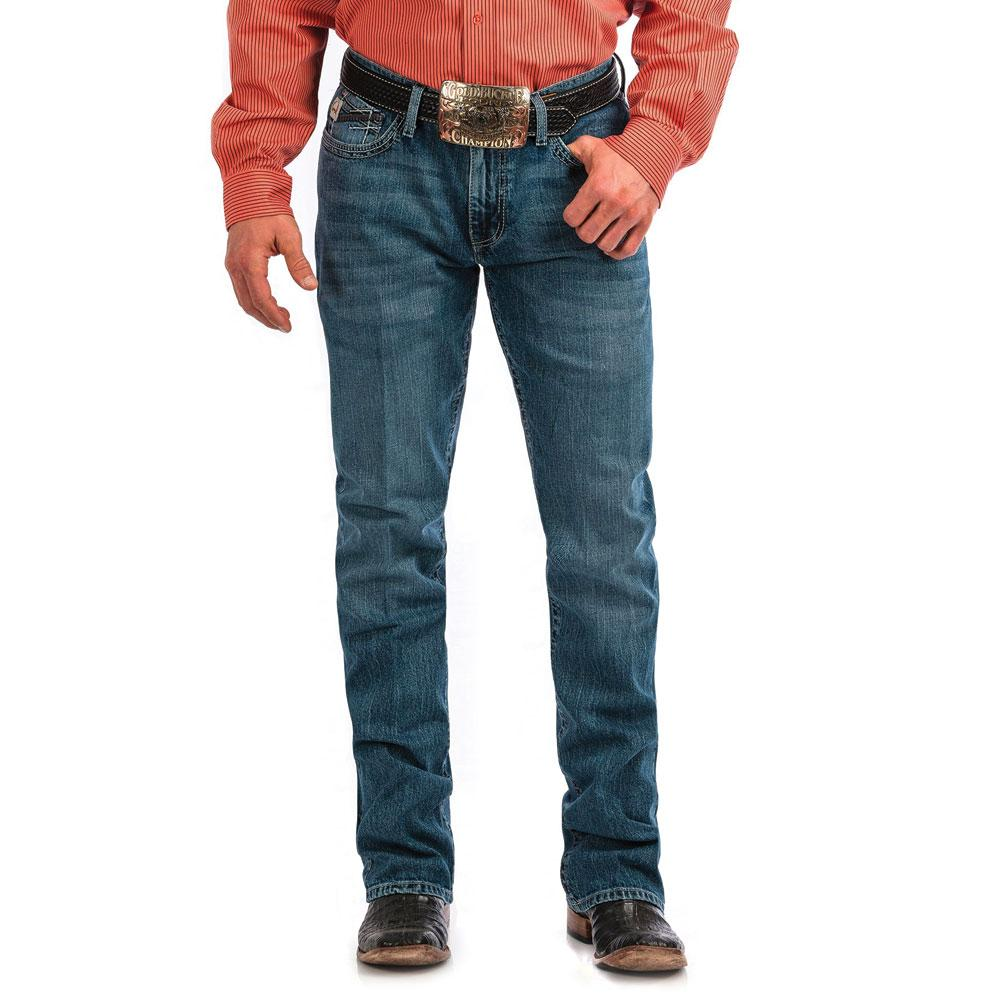 9bc57844 Cinch Men's Ian Midrise Slim Bootcut Jean