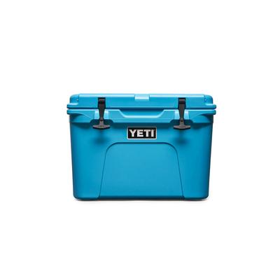 YETI Reef Blue 35 Tundra Cooler