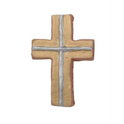 Large Terra-cotta Cross