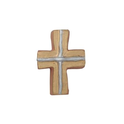 Small Terra-cotta Cross