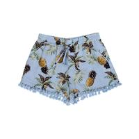 JoyJoy Women's Pineapple Shorts