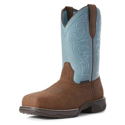 Ariat Women's Latigo Brown Anthem Composite Toe Work Boot
