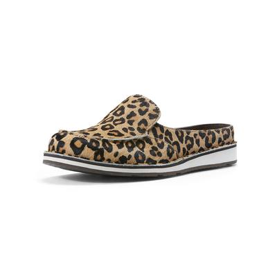 Ariat Women's Leopard Printed Cruiser Slide-on Shoe