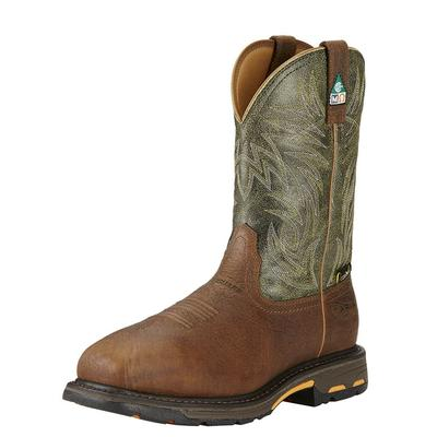 Ariat Men's WorkHog CSA Metguard Composite Toe Work Boot