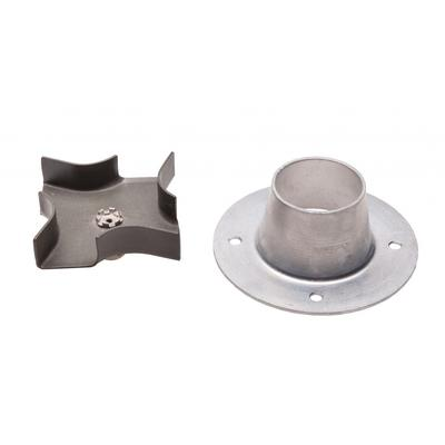 Moultrie's Metal Spinner Plate & Funnel Kit