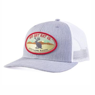Red Dirt Hat Co.'s Jackalope Ranch Cap