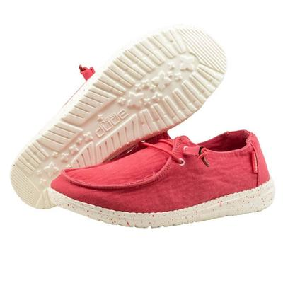 Hey Dude Women's Coral Wendy Shoe