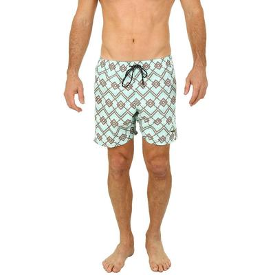 Uzzi Men's Microfiber Fast Dry Print Shorts