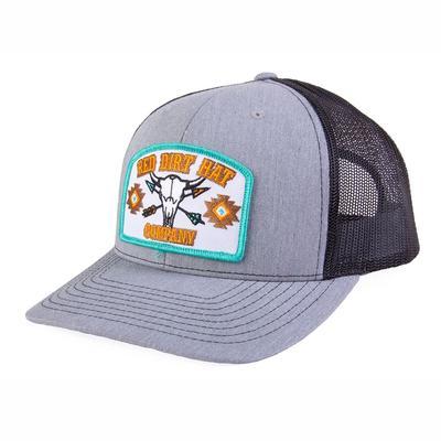 Red Dirt Hat Co.'s Buffalo Skull Cap