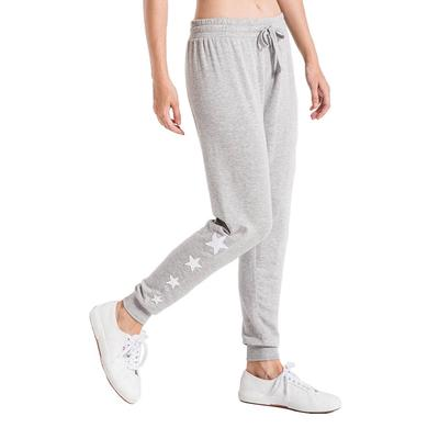 Z Supply Women's The Linear Star Premium Fleece Jogger Pant