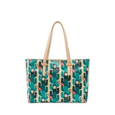 Consuela's Spike East/West Tote