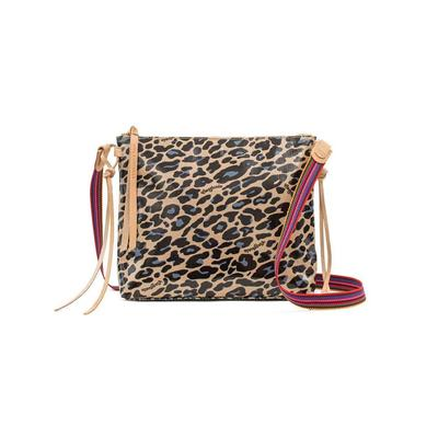Consuela's Blue Jag Downtown Crossbody